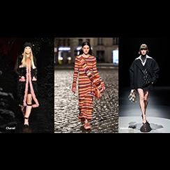 萩原輝美が語る「2021年秋冬ファッショントレンド」